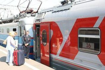 Warunki biletów na pociąg powrotny