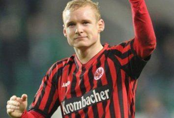 El centrocampista alemán Sebastian Rode: la biografía y la historia de la carrera
