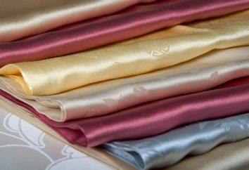 Tkaniny jedwabne – idealna do szycia wspaniałe rzeczy