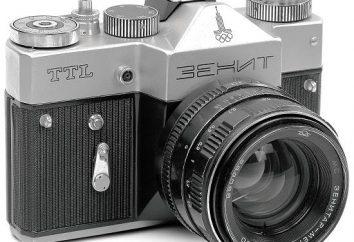 """""""Zenit-TTL"""": descripción, características"""