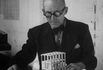 Il principale dell'architettura modernista del Novecento – Le Korbyuze. Da vedere da loro