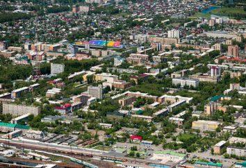 Abakan – la capitale de Khakassie. Histoire de la ville