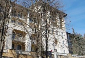 Sanatorium. Kirov, Zheleznovodsk: opinie, telefon, zdjęcie