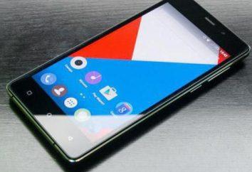 Smartphone Highscreen Moc Pięć: przeglądy właścicieli