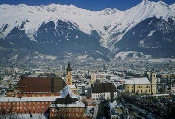 Innsbruck (Austria): una pieza de Praga, en los Alpes