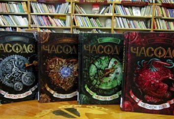 Un monde dans lequel il serait souhaitable de visiter. imaginaire adolescent « Chasodei », tous les livres pour