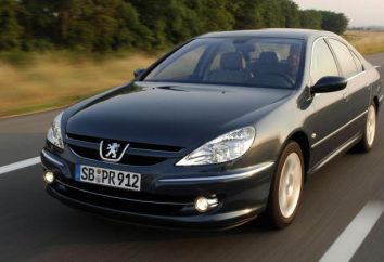 Peugeot 607 (Sedan): specyfikacje, recenzje, opinie