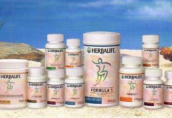 La production de la société « : » Herbalife commentaires des médecins et des consommateurs
