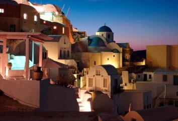 Santorini, Grecja: najbardziej rzetelne informacje o wyspie z pierwszej ręki