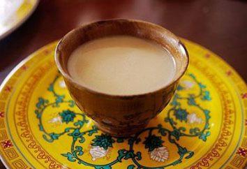 chá tibetano: composição, receita comentários