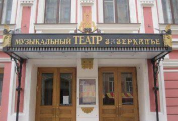 """Teatr """"Przez spojrzenie szkła"""" (Petersburg): o teatrze, repertuarze, tekście"""