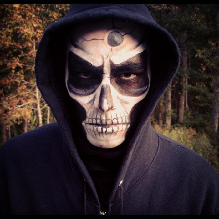 Trucchi Di Halloween Spaventosi.Scariest Trucco Di Halloween