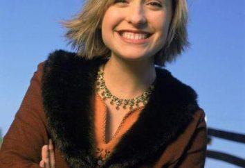 "série TV ""Smallville"" – Hloya Sallivan. Actrice Ellison Mek"