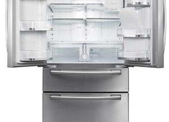 """Il frigorifero """"Samsung"""" differisce dai suoi analoghi?"""