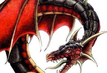 Scorpio-Dragon: la natura e il destino