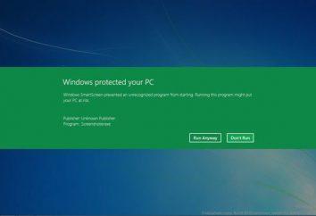 Jak wyłączyć system Windows SmartScreen kilka prostych sposobów