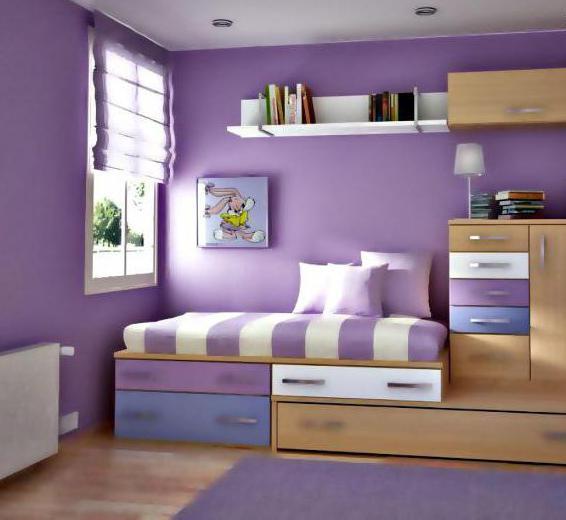 Divano letto con cassetti a mano. Progettare una camera da letto con ...