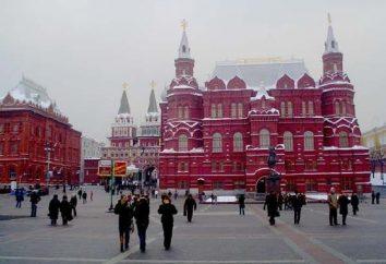 Et vous savez pourquoi Moscou a été nommé Moscou?