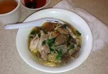 Come cucinare una deliziosa zuppa di rigaglie di pollo: ricetta e suggerimenti