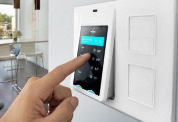 """""""Smart House"""": il controller principale. """"Smart House"""": elementi costitutivi, finalità, principio di funzionamento"""