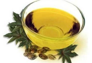 Olej rycynowy: instrukcje użytkowania. Użyteczna olej rycynowy?
