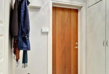 Hallendesign in einer kleinen Wohnung: einen komfortablen Raum schaffen