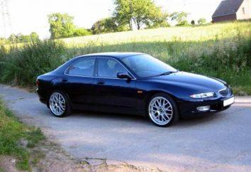Mazda Xedos 6: dane techniczne i opinie