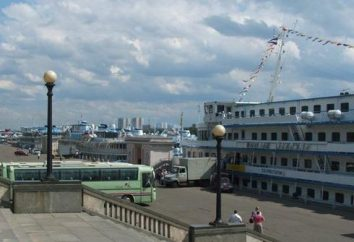 Moskwa North River Terminal
