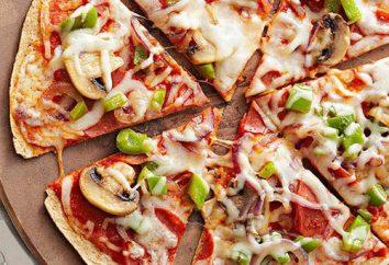 Cómo cocinar una pizza en el horno de microondas. Cómo cocinar la masa para pizza en el microondas