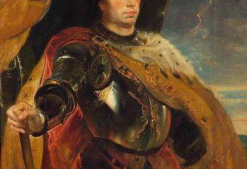 Karl Smely: A Biography. Perché Carlo il Temerario ha chiamato l'ultimo cavaliere?