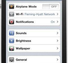 "Smartphone ""iPhone 4"": jak skonfigurować?"