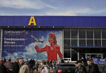 aeroporto di Simferopol: posizione, distanza dalla città. Come raggiungere l'aeroporto?