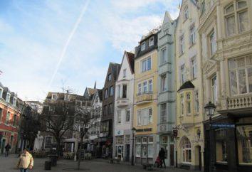 Aachen (Alemanha): Descrição geral e atrações