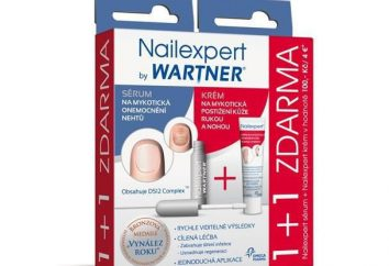 Wartner Nailexpert: opinie. Leki przeciwgrzybicze do paznokci