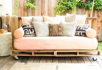 Jak zrobić łóżko z palet? Wskazówki i sztuczki
