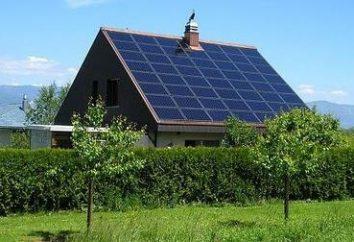 Ogrzewanie słoneczne, zasady pracy
