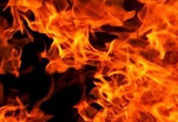 Système automatique d'extinction d'incendie (AUPT)