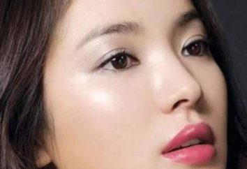 Corea maquillaje: principios y características