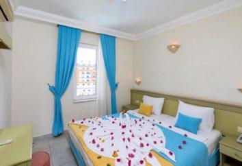 Hotel Magnolia Hotel 4 * (Turquia, Alanya): comentários, descrições, números e comentários