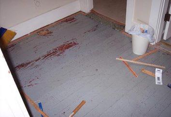"""Pomalować drewnianą podłogę przy użyciu """"Pinotex"""" do pracy w domu"""