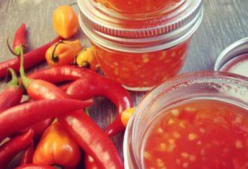 Cómo cocinar la salsa de chile en casa: Recetas
