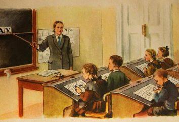 """La """"escuela rusa"""": comentarios. La """"escuela rusa"""": concepto, programas de trabajo, tutoriales"""