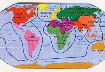 Najsłynniejsze obszary historyczne i kulturowe świata