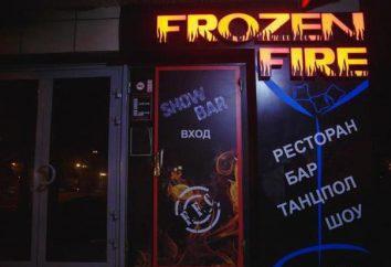 """Show-bar """"Frozen Fayer"""" Samara: descrizione, la posizione, le foto"""