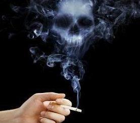 La sostanza cancerogena più pericolosa di fumo di tabacco è polonium