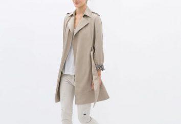 Où à Moscou pour acheter le manteau des femmes. Imperméables Vente à Moscou