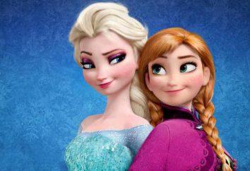 """Jak narysować Annę i Elsa – Inne niż postacie z """"Cold Heart"""""""