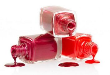 Comment laver le vernis à ongles des vêtements: conseils pratiques