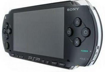 Como instalar jogos no PSP: instrução para iniciantes
