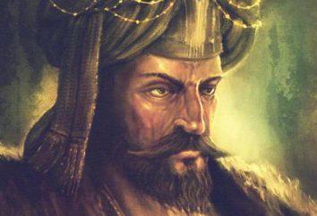 Mehmed II: biografia osmańskiego sułtana